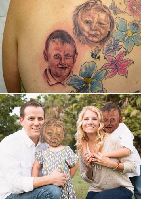 swaps pior tatuagem rosto