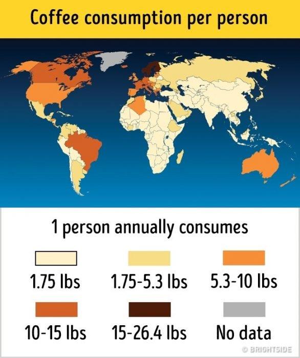 mapa consumo mulheres