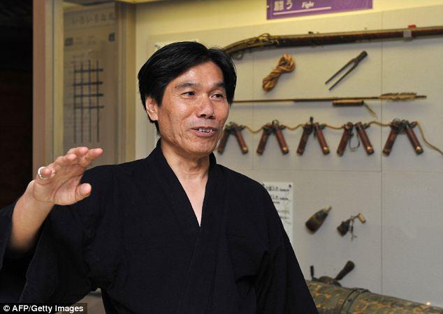 Kawakami Jinichi o último ninja