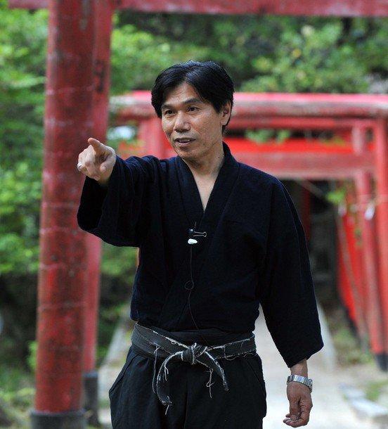 Kawakami Jinichi a última 6 ninja