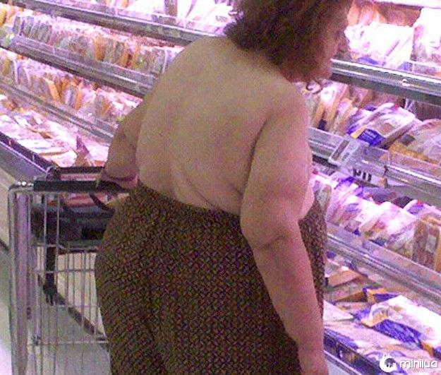 Walmart 6 pessoas