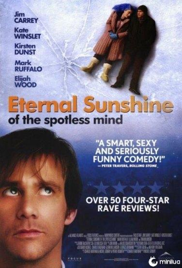 Eterno resplandor de una mente sin recuerdos, deMichel Gondry (2004)