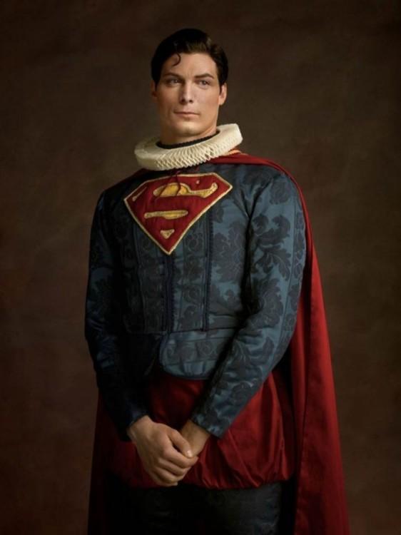 Superman do século XVI