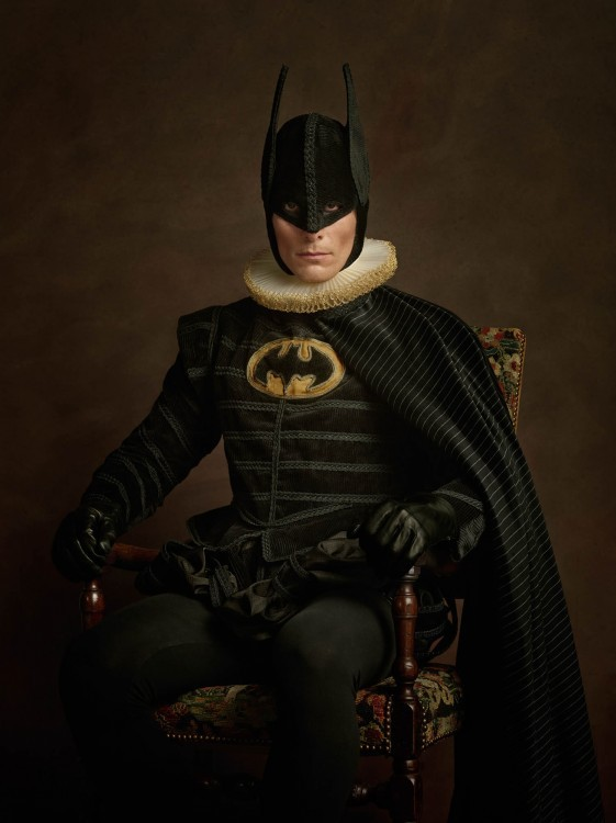 Batman século XVI