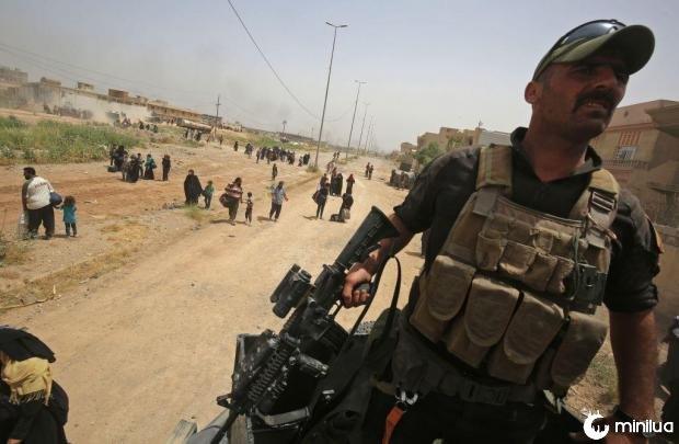 Isis no Iraque