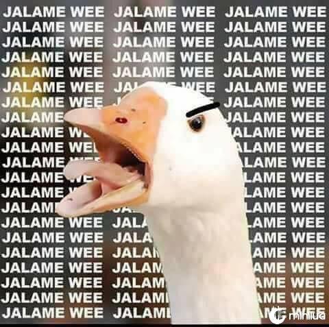 Ganso Jalame nós meme