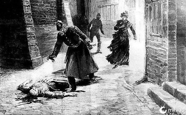 Jack identidade do Ripper