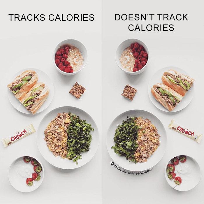Saudável-insalubre-alimentos-calorias-camparison-lucy-mountain-44