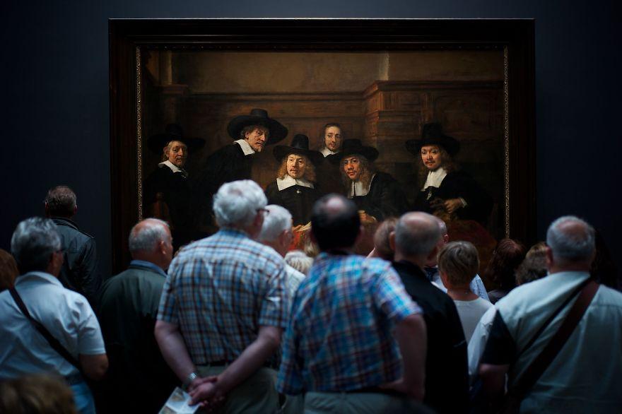 Segundo Lugar Vencedor, Pessoas: Momento Interessante, Amsterdã, Holanda do Norte, Países Baixos