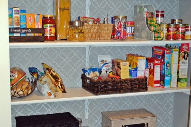 fotografia do armário de uma casa