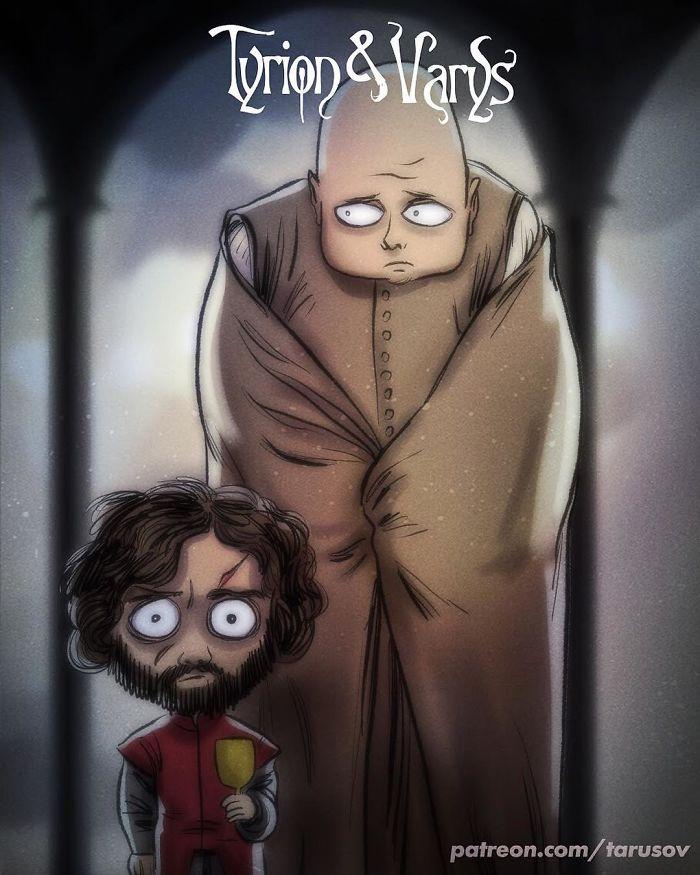 Tyrion & Variedades