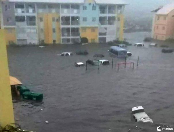 A Inundação em São Martinho