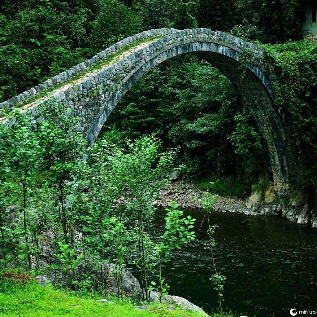 30 pontes místicas que podem nos levar a um outro mundo 22