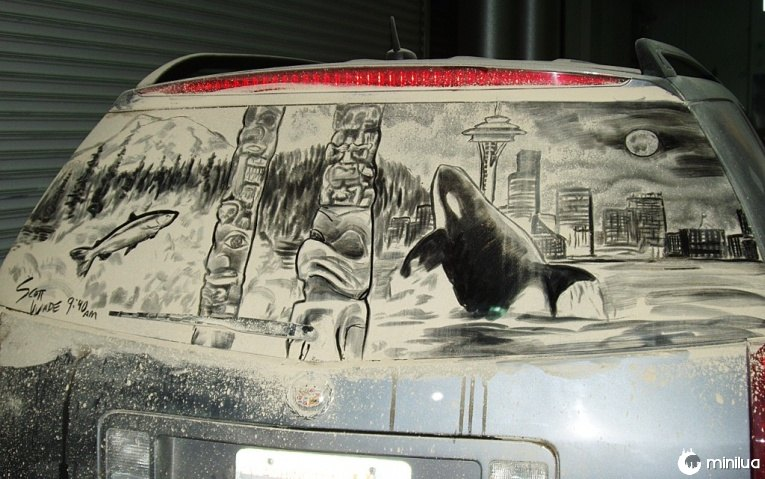 carros sujos 9