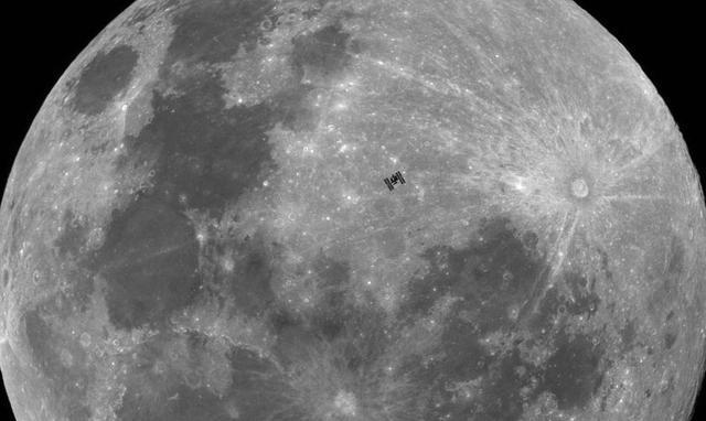 A lua tem cheiro de pólvora
