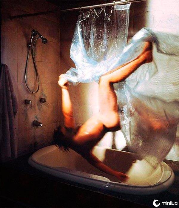 banho de banheira