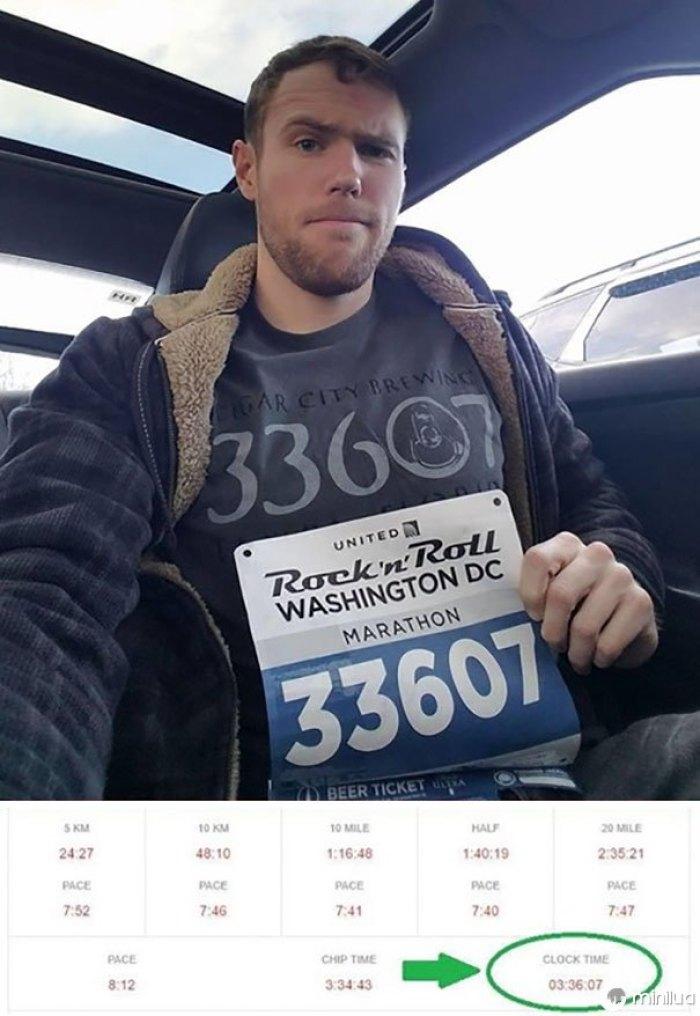 Código Postal da Cidade, T-Shirt, Número da Corrida, Tempo de Conclusão - Todos os 33607