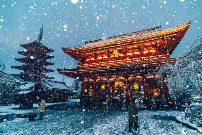 Templo Senso-Ji, Asakusa, Tóquio