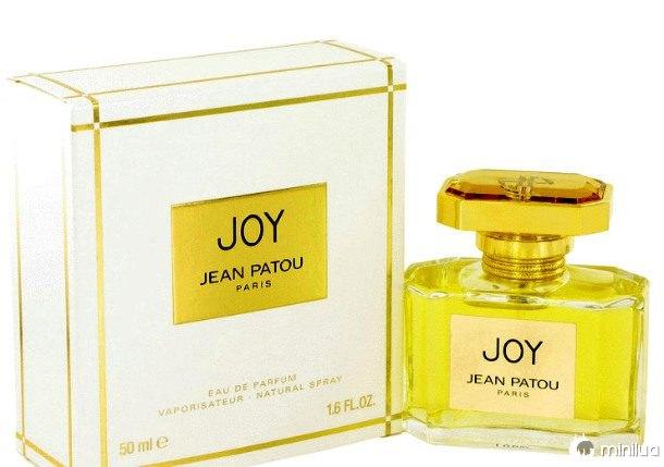 Joy Parfum por Jean Patou