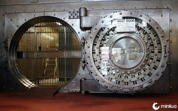 Cofre de banco