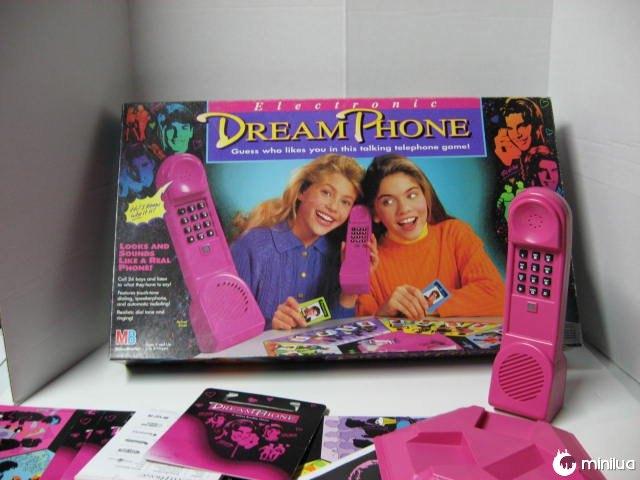 Jogo de mesa do Dream Phone