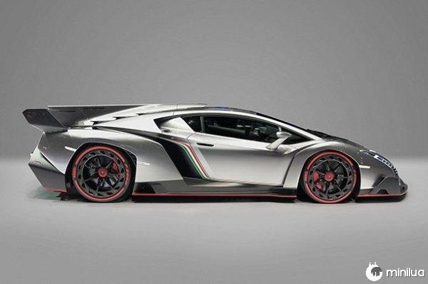 Os carros mais caros
