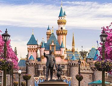 Como a Disneylândia se parecia na década de 1950