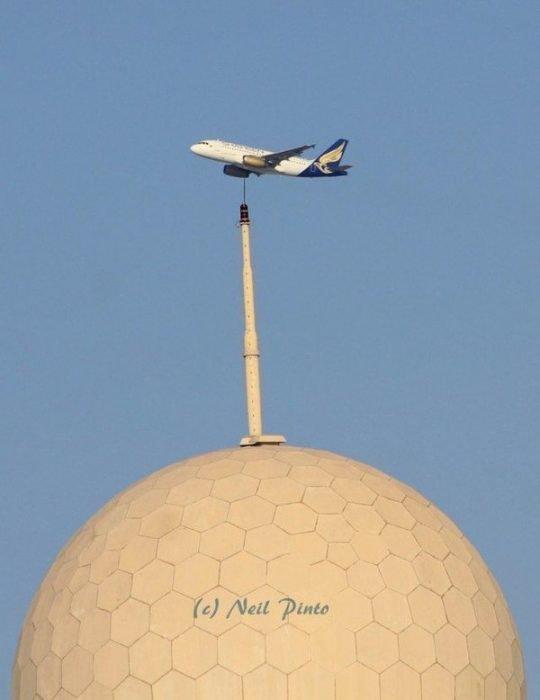 imagens engraçadas de avião confuso