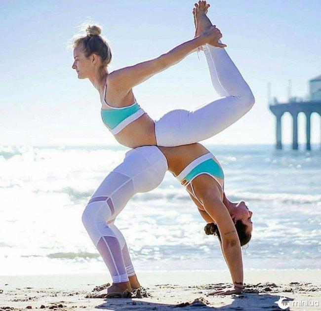 imagens engraçadas de ioga confusas