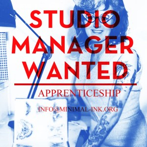 studio-manager-wanted