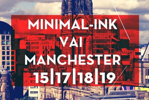 Manchester — Minimal Ink Vai