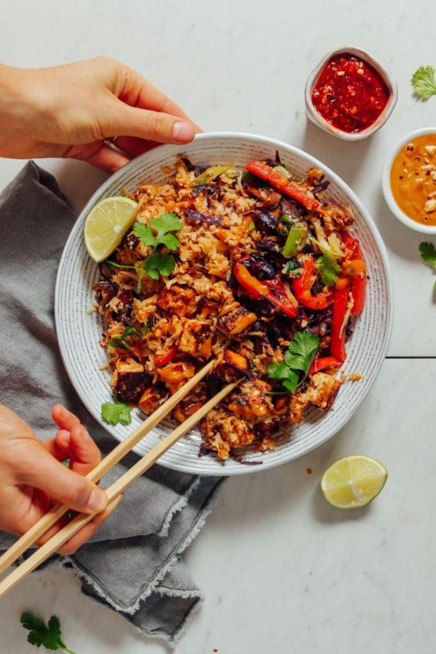 20-Minute Tofu Stir-Fry