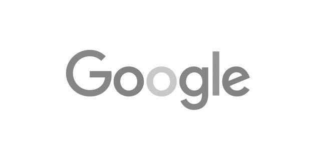 google minimalist logo