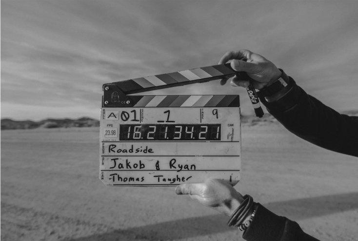 film nel deserto