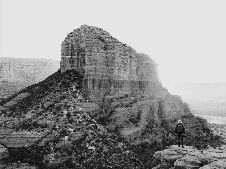 sedona roccia in arizona