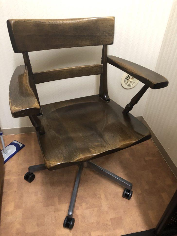 ミニマリストけんが手放した椅子