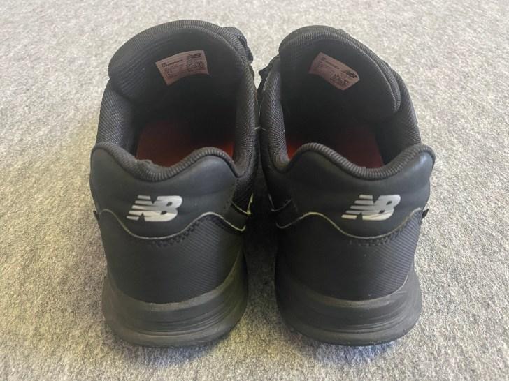 ミニマリスト愛用のニューバランスの靴(MW880G)
