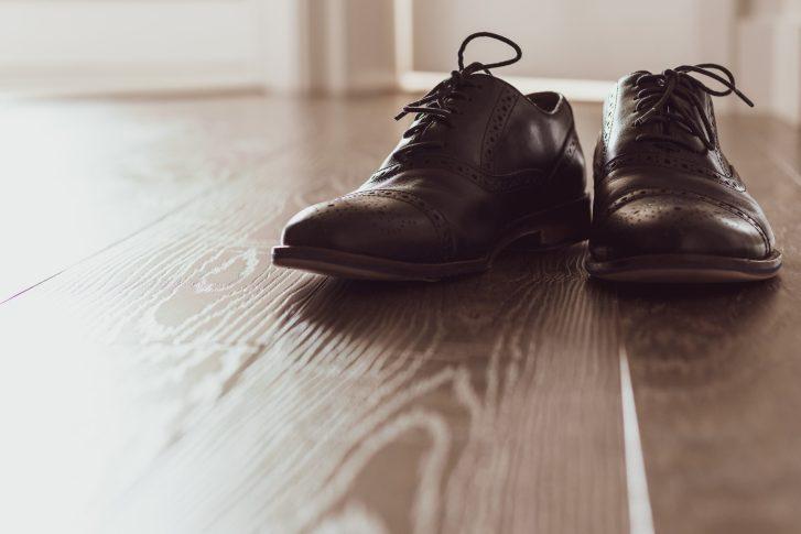 ミニマリストと革靴