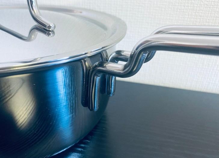 ミニマリストおすすめのジオプロダクトの鍋