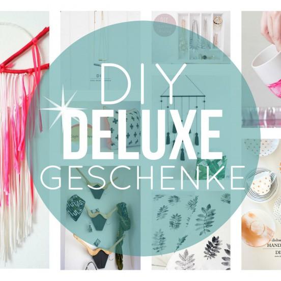 DIY Geschenke können richtig DELUXE sein. Auf minimalistmuss findet ihr eine ganze Sammlung dieser einzigartigen Selbstmachgeschenke.