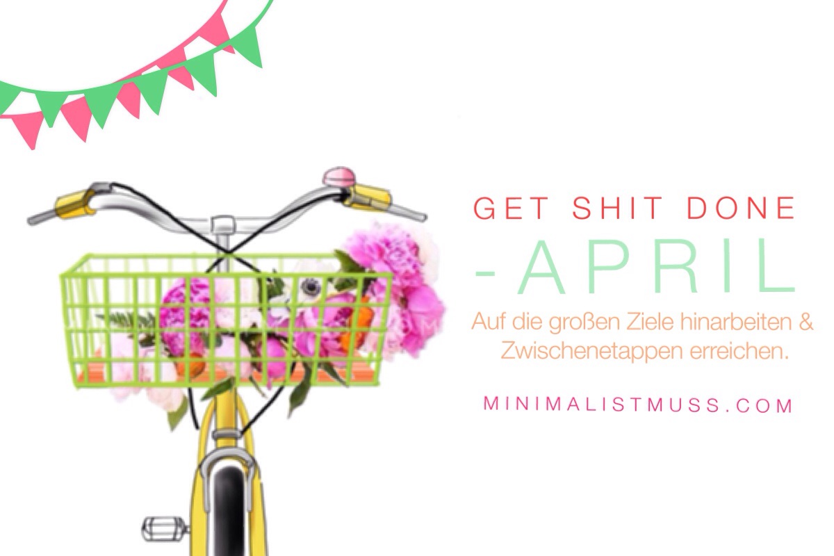 GSD#10 - Aprilbilanz bei minimalistmuss.com