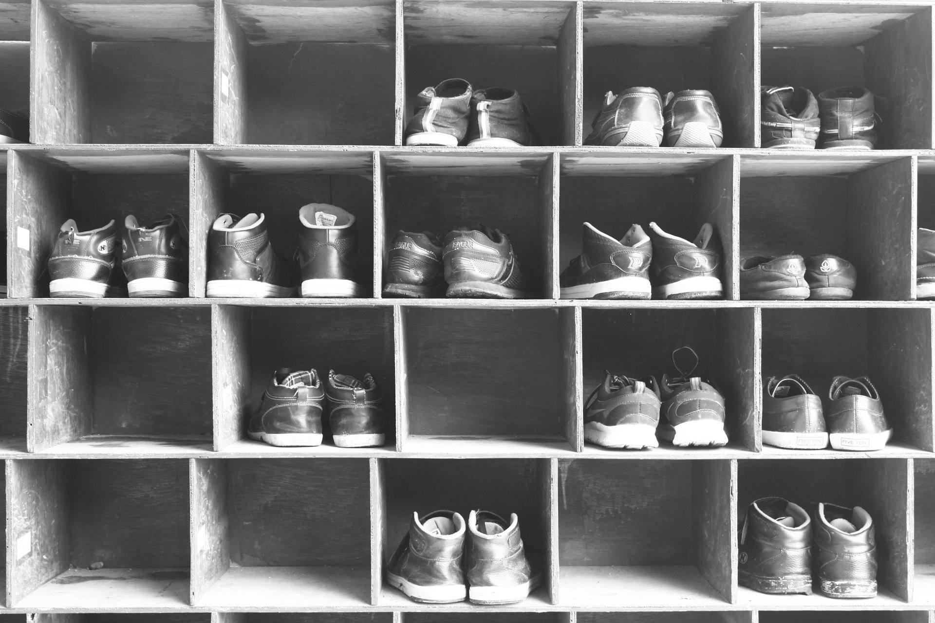 best minimalist shoe racks and shoe