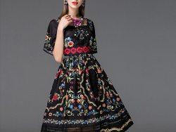 Runway Dress14