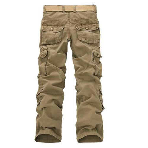Mens-Military-Cargo-Pants