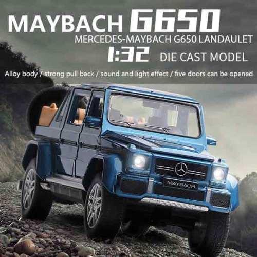 Maybach-G650