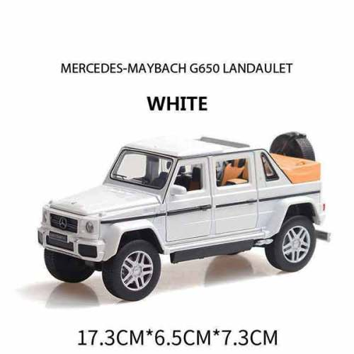 Maybach-WHITE