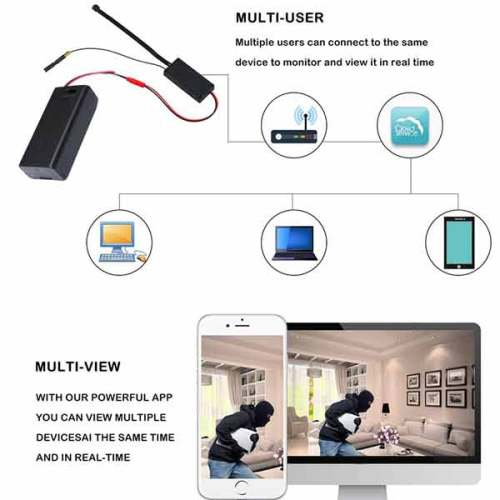 WiFi Mini Camera Details