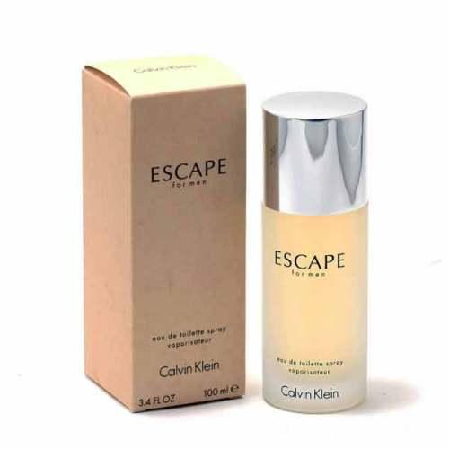 Escape Eau de Toilette Spray 3.4