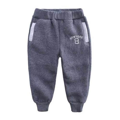 Dark Gray Pants For Boys