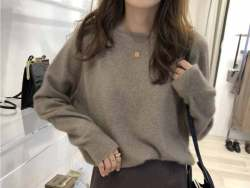 Cashmere Sweater Women